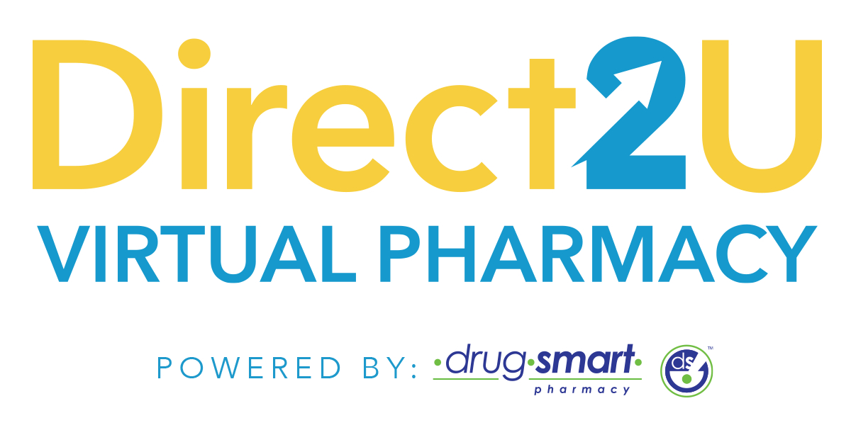 d2U Virtual Pharmacy Logo